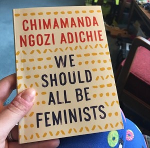 See Bethie Read – We Should All Be Feminists