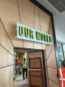 Children's Museum Preview – Our World